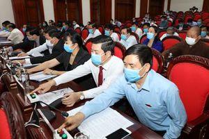 Kỳ họp thứ 17, HĐND tỉnh khóa XIV