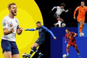 DỰ ĐOÁN: Đội hình mạnh nhất của các ứng viên vô địch EURO vào năm 2021