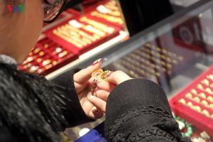Giá vàng tăng 'phi mã' lên mức trên 47 triệu đồng/lượng