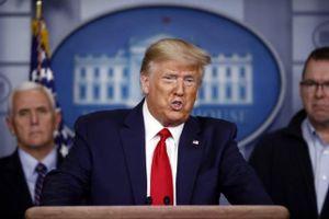 Tổng thống Trump khẳng định bảo vệ cộng đồng người Mỹ gốc Á