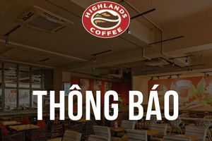 Chuỗi Highlands, Phúc Long, The Coffee House… trên địa bàn Tp.HCM đồng loạt chỉ bán mang đi hoặc giao hàng trước quy định chống COVID-19 mới