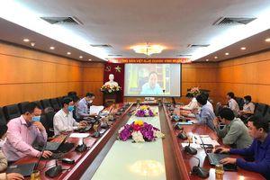 Tiếp tục hoàn thiện Đề án cơ sở dữ liệu đất đai quốc gia