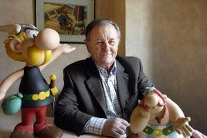 Cha đẻ huyền thoại truyện tranh 'Astérix' qua đời