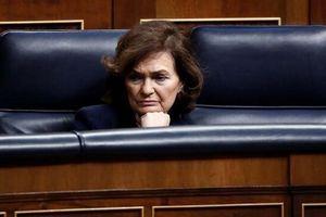 Phó thủ tướng Tây Ban Nha dương tính với virus corona