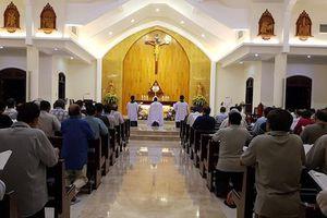 TP Hồ Chí Minh: Nhà thờ ngưng tổ chức thánh lễ từ ngày 26/3