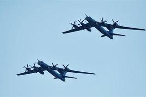 Mỹ bất an vì những chuyến bay của Tu-95MS