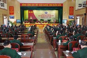 Đảng bộ Lữ đoàn 229 (Binh chủng Công binh) tổ chức Đại hội đại biểu lần thứ XXIX, nhiệm kỳ 2020-2025