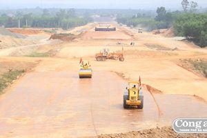Cuối năm 2021 khớp nối cao tốc đoạn Cam Lộ - La Sơn - Túy Loan