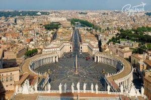 Vì sao Rome của Italia được xem là thủ đô lưỡng quốc?