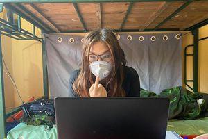 Tâm sự du học sinh làm 'cô giáo online' trong khu cách ly