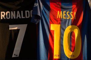 Vượt Ronaldo, Messi đứng đầu bảng kim tiền của thế giới bóng đá