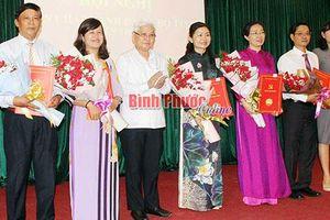Ban Bí thư chuẩn y Chánh án TAND tỉnh Bình Phước tham gia BCH Đảng bộ tỉnh