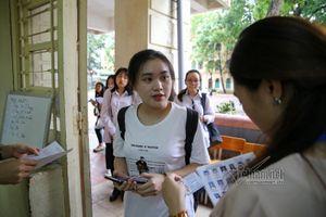 Trường THPT Chuyên ĐH Sư phạm HN tổ chức thi vào ngày 8-9/7