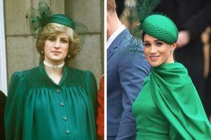 14 khoảnh khắc lấy cảm hứng từ trang phục của công nương Diana (P1)