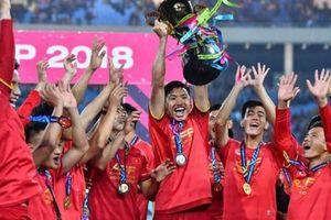 Chưa đá, tuyển Việt Nam nhận tin vui tại AFF Cup 2020