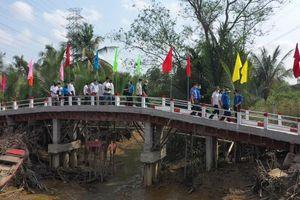 Đồng Nai: Khánh thành cầu dân sinh tại xã Phước Khánh