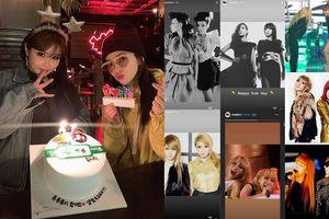 Thành viên 2NE1 gửi lời chúc mừng sinh nhật thứ 36 của Park Bom