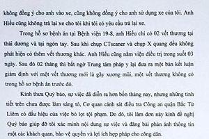 Bắc Từ Liêm, Hà Nội: Cơ quan Cảnh sát điều tra đã thực hiện đúng chức trách nhiệm vụ theo quy định?