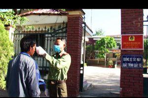 Khánh Sơn: Nghiêm túc thực hiện các biện pháp phòng, chống dịch Covid-19