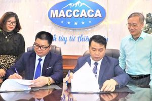Macca Nutrition và Lotus Capital ký kết thỏa thuận hợp tác chiến lược