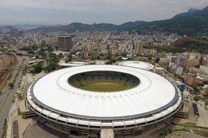 Sân bóng huyền thoại của Brazil thành bệnh viện dã chiến chống Covid-19