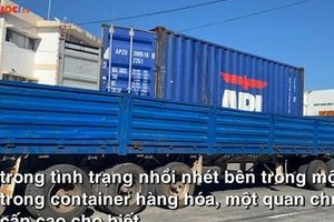 Phát hiện 64 thi thể trong xe container di chuyển tới Mozambique