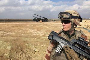 Pháp bất ngờ rút toàn bộ binh sĩ khỏi Iraq