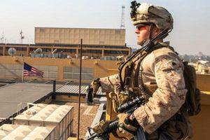 Iraq: Rocket tiếp tục được phóng xuống gần Đại sứ quán Mỹ ở Vùng Xanh