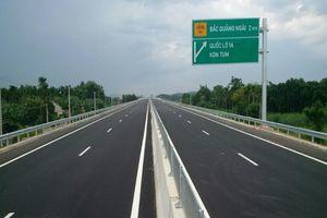 Báo cáo Bộ Chính trị chuyển hình thức đầu tư cao tốc Bắc - Nam
