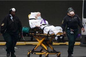 COVID-19 Mỹ: Chết hơn 1.000, kỷ lục 16.000 ca nhiễm mới 1 ngày