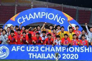 Dời Olympic sang năm 2021, độ tuổi bóng đá nam thế nào?