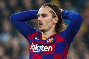 Barca chấp nhận bán lỗ Griezmann sau một mùa