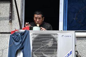 Người Vũ Hán đếm ngược đến ngày rời cuộc sống từ ban công, sân thượng