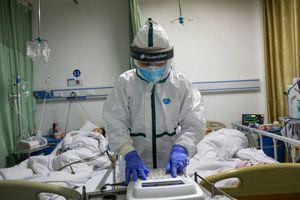 Bệnh nhân 97 tuổi mắc Covid-19 khỏi bệnh