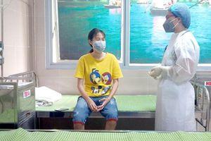 Thông tin sinh viên ở Thái Bình tiếp xúc trực tiếp bệnh nhân 133 là không chính xác