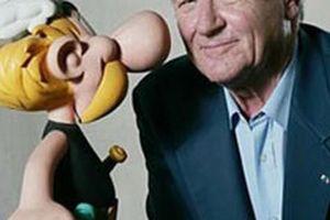 Vĩnh biệt 'Huyền thoại truyện tranh' Albert Uderzo