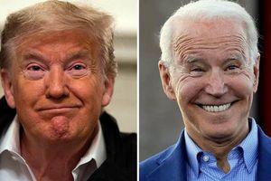 Ông Biden đang 'vượt mặt' ông Trump