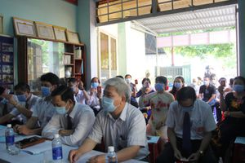 Đà Nẵng: Tạm hoãn đại hội đảng bộ cấp cơ sở