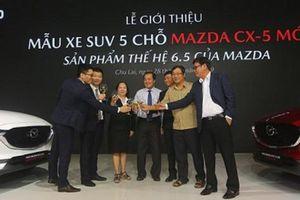 Mẫu xe SUV 5 chỗ Mazda CX-5 mới: Sản phẩm thế hệ 6.5 của Mazda chính thức ra mắt tại Việt Nam