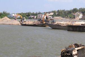 Quảng Bình: Công an huyện Quảng Ninh trắng đêm truy quét nạn 'sa tặc' tung hoành