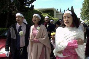 'Đám tang hồng' của danh ca Thái Thanh tại Mỹ