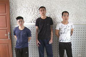 Thái Bình: Bắt ba đối tượng về hành vi mua bán người