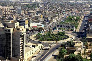 Đại sứ quán Mỹ ở Iraq tiếp tục bị pháo kích, còi báo động đã vang lên
