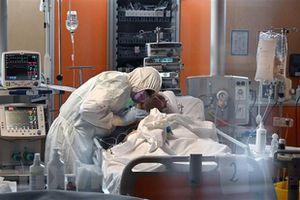 Số ca mắc dịch COVID-19 tại Mỹ tăng lên gần 70.000 người