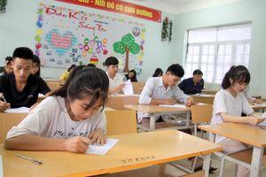 Sẽ hủy kết quả toàn bộ các bài thi của thí sinh bị đình chỉ thi THPT