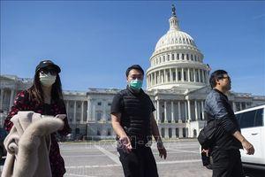 1.031 người tử vong, 68.572 ca mắc dịch COVID-19 tại Mỹ