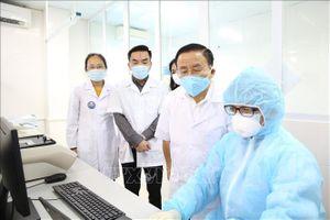 Ghi nhận ca mắc COVID-19 đầu tiên, Hà Tĩnh cấp bách phòng chống dịch