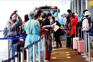 Quảng Ninh: Một người trở về từ Đức dương tính lần 1 với virus SARS-CoV-2