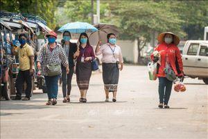 Lào yêu cầu người dân tuân thủ các biện pháp phòng dịch COVID-19