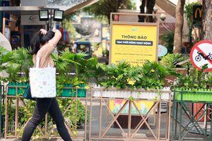 Các quán ăn, cà phê tại TP Hồ Chí Minh đều đóng cửa, ngừng kinh doanh